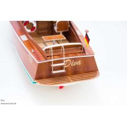 Aero-Naut Diva Kajütboot Boat