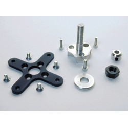 Axi Radial Mount Set for AXI 2808/xx and 2814/xx Series