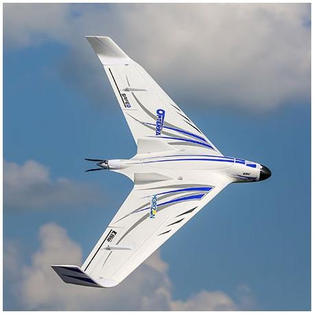 E-flite Asa Voadora Opterra 2M (versão BNF)