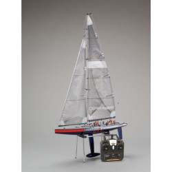 Kyosho Racing Yachts Fortune 612 III with KT431S 2.4GHz Readyset