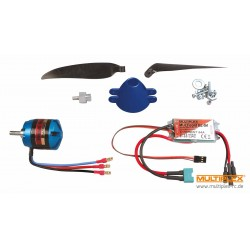 "Multiplex Drive Kit ""BLIZZARD TUNING"""