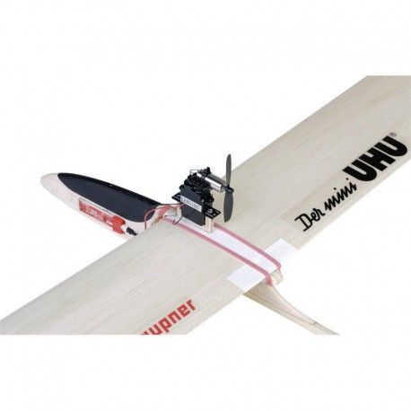 Graupner Free-Flight Model »Der mini UHU« 725 mm
