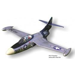 Aero-naut Panther F9F f.Fahrwerk