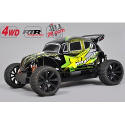 FG Beetle Pro Off-Road 4WD RTR