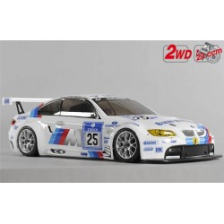 FG Sportsline with BMW M3 ALMS body shell Clear 2WD 1:5