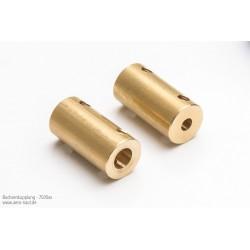 Aero-naut Shaft Coupling 4mm to 5mm