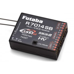 Futaba R7014SB 14-Channel FASSTest/FASST Receiver