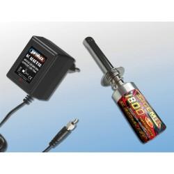 Prolux Glo-Starter SC Ni-Cd SIG-1800mAH W/230V