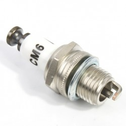 RCEXL CM6-10mm Spark Plug for Gas/ Petrol Engine (DLE/DLA/EME)