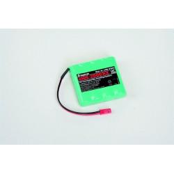 Graupner Receiver Battery 4NH-2000 RX RTU flat, BEC-Plug