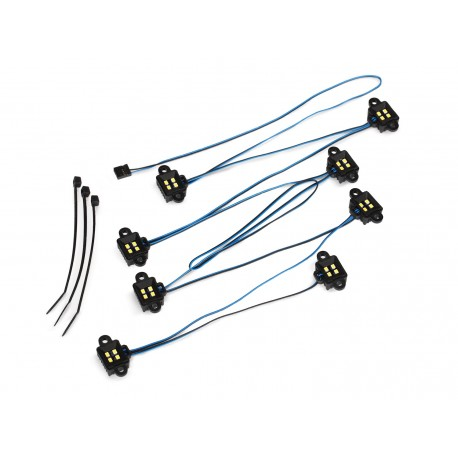 Traxxas LED Rock light kit for TRX-4