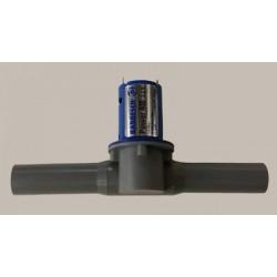 Aero-Naut Transverse Rudder made of Plastic 25mm