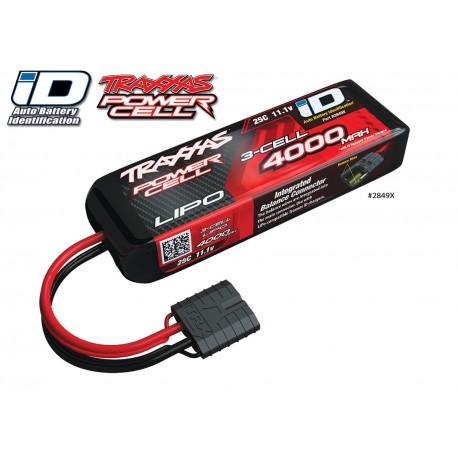 Traxxas 4000mAh 11.1v 3-Cell 25C LiPo Battery