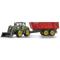 Ninco Heavy Duty Tractor + Trailer