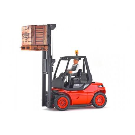 Carson 1/14 Linde Forklift RTR 2.4 GHz