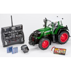 Carson 1/14 Farm Tractor Fendt with Single Tires RTR