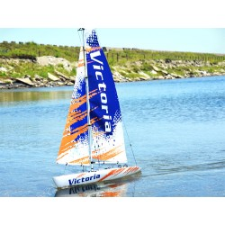 Thunder Tiger Victoria Sailing Yacht Version 2017 Kit