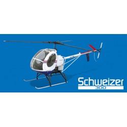 Hirobo Schweizer 300 MRB-III OP Metal