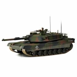 Carson 1/16 Panzer M1 A1 Abrams, 27 MHz RTR