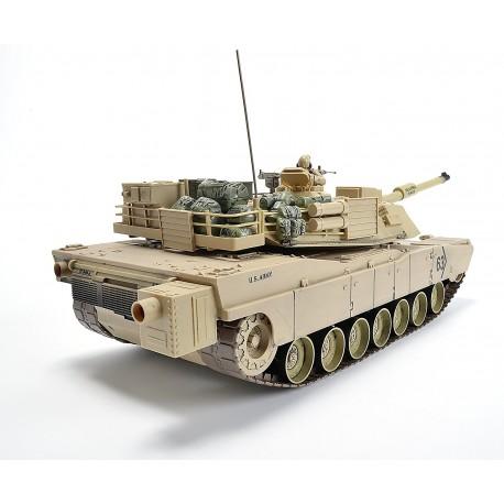 Carson 1/16 Panzer M1 A2 Abrams, 27 MHz RTR