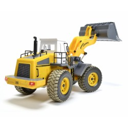 Carson 1/14 Wheeled Loader 27MHz RTR