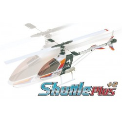 Hirobo Shuttle Plus +2 kit