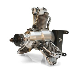 Saito FA-200R3 Four-Stroke Glow Engine 33cc