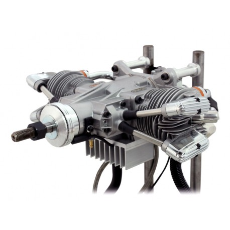 Saito FG-61TS Four-Stroke Petrol Engine 61cc