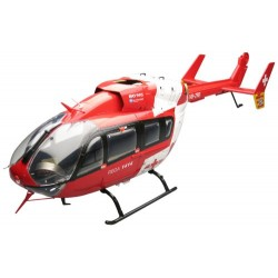 Hirobo REGA Fuselage for SRB SG2 Rega Painted Body Set
