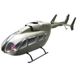 Hirobo Uh-72A Lakota Fuselage for SRB SG2 Painted Body Set