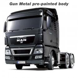 Tamiya 1/14 RC LKW MAN TGX 26.540 XLX 6x4 (Gun Metal Edition)