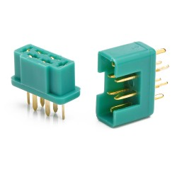 Connector Multiplex 6 Pins (pair)