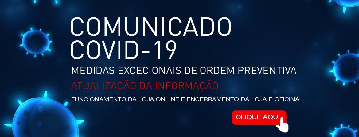Comunicado COVID-19