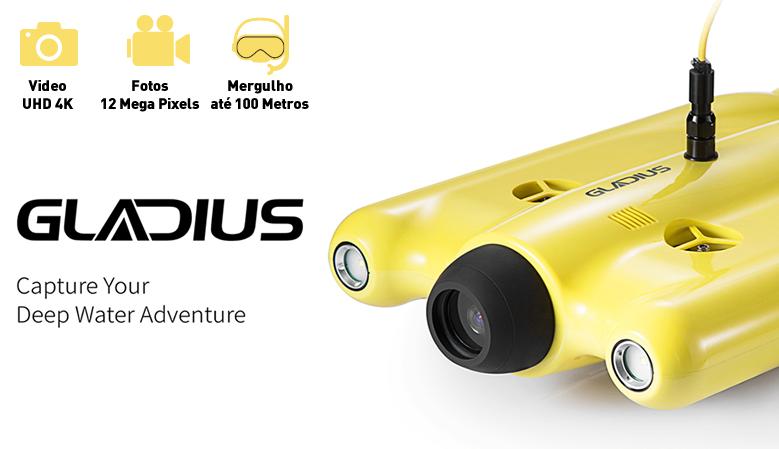 Gladius Underwater Drone Standart Pro