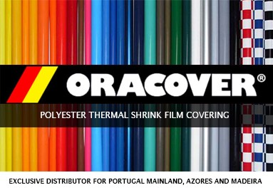 ORACOVER Polyester thermal shrink film covering
